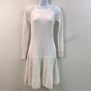 Victoria's Secret White cotton dress.